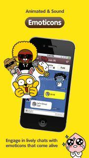 KakaoTalk Messenger Resimleri