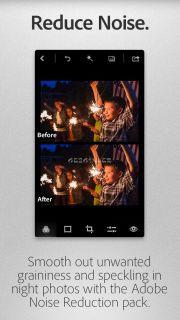 Adobe Photoshop Express Resimleri