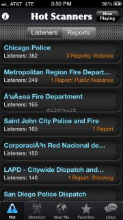 Police Radio Resimleri