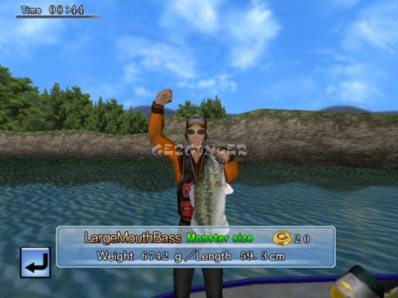 Bass fishing 3d on the boat hd free ndir ipad for Bass fishing 3d