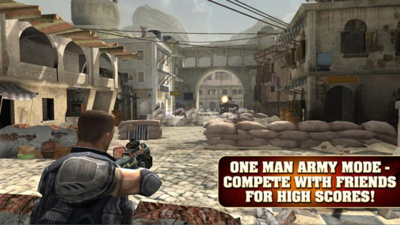 Frontline Commando 3.0.2 (iPhone ve iPad)