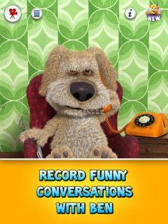 Talking Ben the Dog for iPad Resimleri