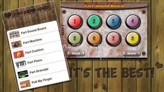Fart Sound Board Resimleri