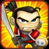 iPhone ve iPad Samurai vs Zombies Defense Resim
