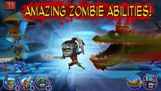Samurai vs Zombies Defense Resimleri