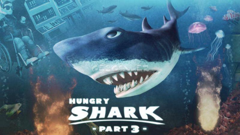 iPhone ve iPad için Hungry Shark - Part 3 Ekran Görüntüleri