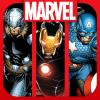 iPhone ve iPad Marvel Comics Resim
