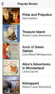 Audiobooks Resimleri