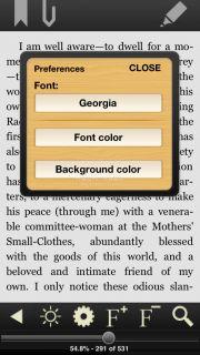 Ebook Reader Resimleri