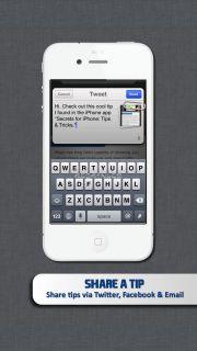 Secrets for iPhone Lite Resimleri