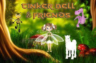 Tinker Bell & Friends Resimleri