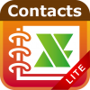iPhone ve iPad Contacts<->Excel Lite Resim