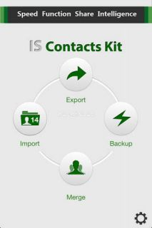 IS Contacts Kit Free Resimleri