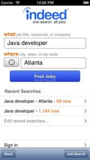 Job Search Resimleri