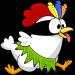 Ninja Chicken Ooga Booga Android