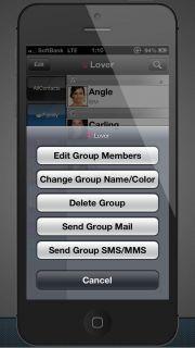 Group Contact Lite Resimleri