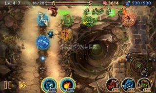 Lair Defense: Dungeon Resimleri