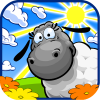 Android Clouds & Sheep Resim