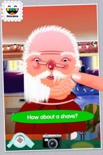 Toca Hair Salon - Christmas Gift Resimleri