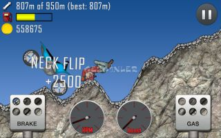 Hill Climb Racing Resimleri