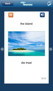 Almanca'ya busuu ile öğrenin! Resimleri