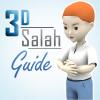 iPhone ve iPad 3D Salah Guide Resim