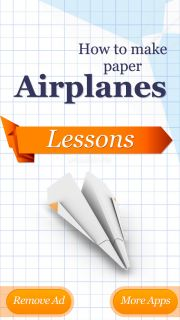 How to make Paper Airplanes Resimleri