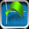 iPhone ve iPad Quick Graph: Your Scientific Graphing Calculator Resim