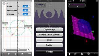 Quick Graph: Your Scientific Graphing Calculator Resimleri