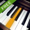 iPhone ve iPad Piano Melody Free Resim