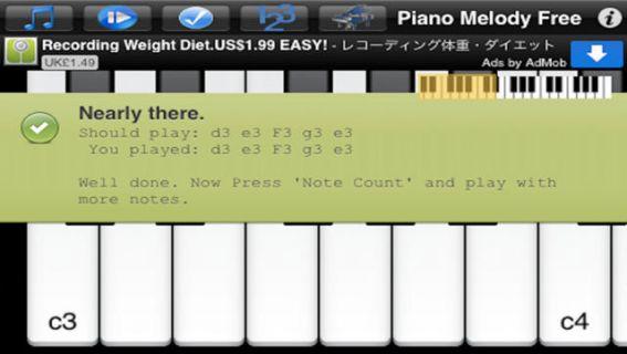 Piano Melody Free Resimleri