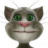 iPhone ve iPad Talking Tom Cat Resim