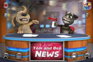 Talking Tom & Ben News Resimleri