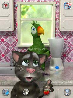 Talking Pierre the Parrot for iPad Resimleri