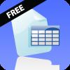 iPhone ve iPad iSpreadsheet Free Resim