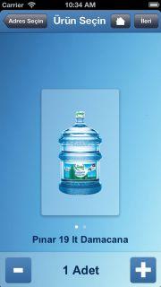 Pınar Su Sipariş Resimleri
