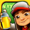 iPhone ve iPad Subway Surfers Resim