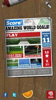 Score! Classic Goals Resimleri