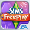 iPhone ve iPad The Sims FreePlay Resim
