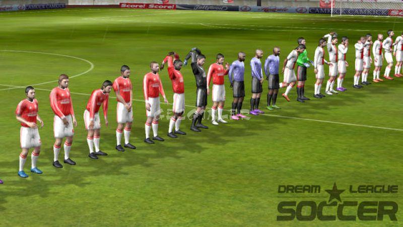 iPhone ve iPad için Dream League Soccer Ekran Görüntüleri