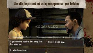Walking Dead: The Game Resimleri