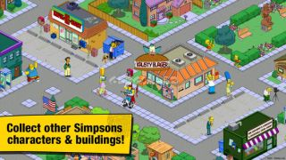 The Simpsons: Tapped Out Resimleri