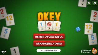 Okey 101 Online Resimleri