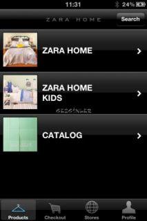 ZaraHome Shop Online Resimleri