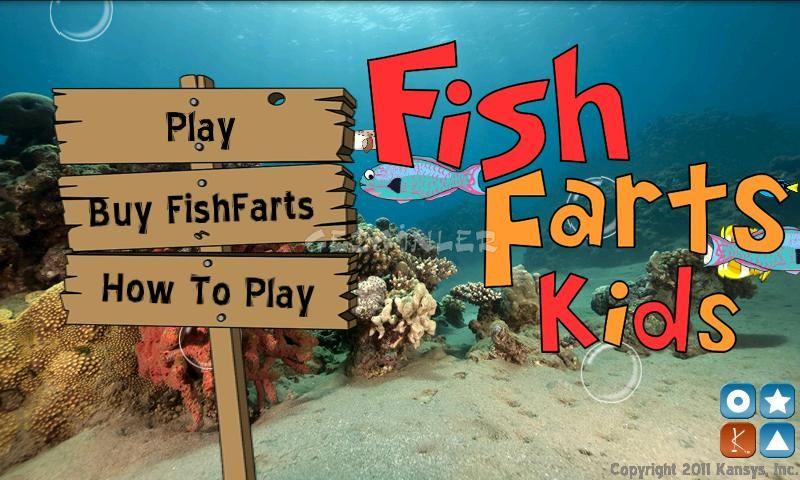Android için FishFarts Kids Ekran Görüntüleri