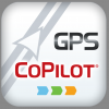iPhone ve iPad CoPilot GPS Resim