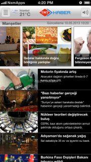 TRT Haber Resimleri