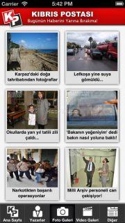 Kıbrıs Postası Resimleri