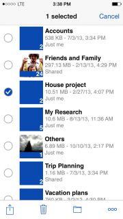OneDrive (SkyDrive) Resimleri