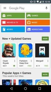 Google Play Store (APK) Resimleri